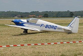 Fournier RF-4 - Sportavia Fournier RF-4D