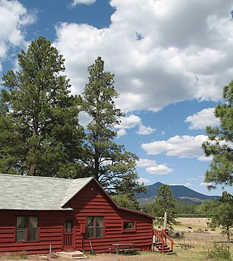 Kaibab National Forest - Historic Spring Valley Cabin