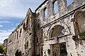 Srebrna vrata (lat. Porta argentea), istočni ulaz u Dioklecijanovu palaču u Splitu.jpg