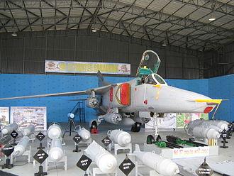 Mikoyan MiG-27 - Sri Lanka Air Force Mikoyan-Gurevich MiG-27M
