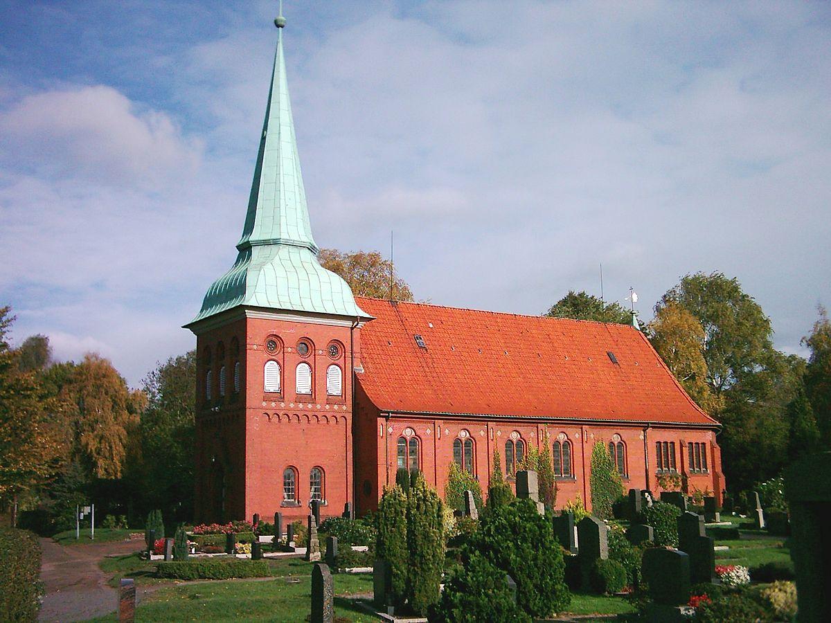 Kirche Für Marmstorf