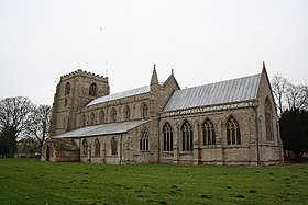 St.Mary's church, Old Leake, Lincs. - geograph.org.uk - 110967.jpg