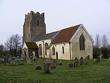 St.Peters Church, Cretingham - geograph.org.uk - 1120168.jpg