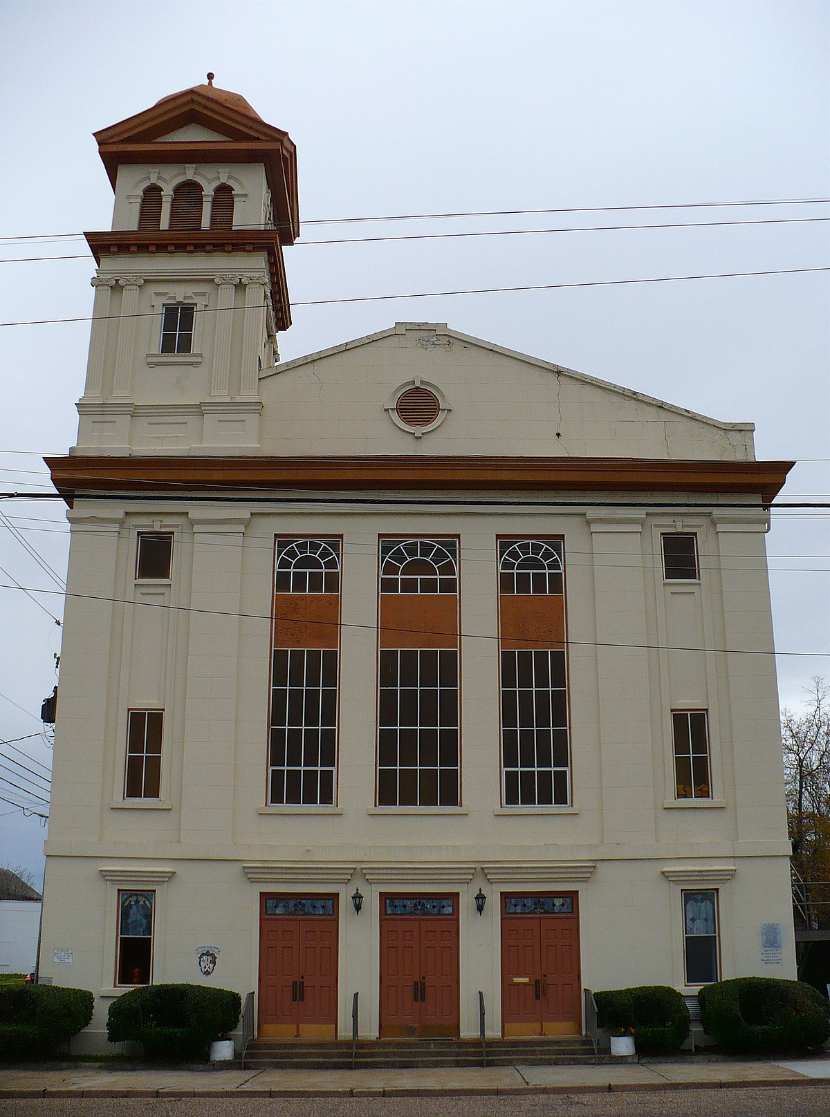 st  louis street missionary baptist church