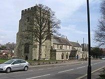 St. Mary's Church, Old Town.JPG