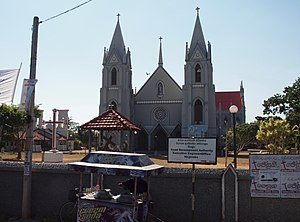 St. Sebastian's Church - Negombo.JPG
