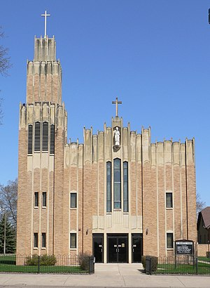 Duncan, Nebraska - St. Stanislaus Church