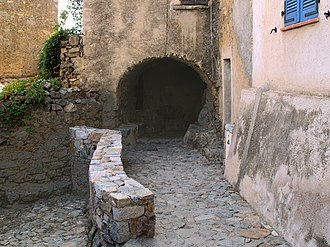 Sant'Antonino - Sant'Antonino street