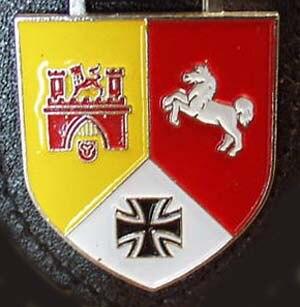 1st Panzer Division (Bundeswehr) - Image: St Kp 1. Pz Div (V1)