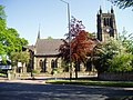 St Clement's Church, Urmston, Manchester - geograph.org.uk - 421023.jpg