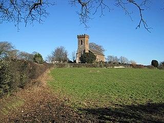 Kirklinton village in United Kingdom