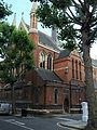 St Cuthberts from the NW listed building number 1266119.jpg