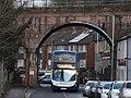 St Davids Viaduct - Stagecoach 15893 (WA13GDX).JPG