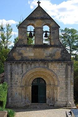 St Genès de Lombaud Eglise 1.JPG