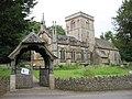 St Giles church, Stanton St Quintin (geograph 2505420).jpg