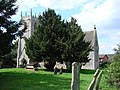 St Helen's Church, Lea - geograph.org.uk - 1413763.jpg