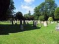 St Helen, Wheathampstead, Herts - Churchyard - geograph.org.uk - 442982.jpg