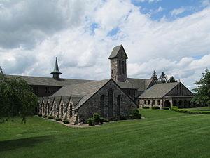 St. Joseph's Abbey, Massachusetts - St. Joseph's Abbey