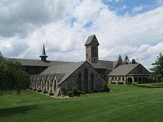 St. Josephs Abbey, Massachusetts
