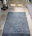St Margaret, Hardley Street, Norfolk - Ledger slab - geograph.org.uk - 1491649.jpg