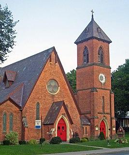 St. Marks Episcopal Church (Hoosick Falls, New York)