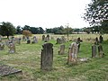 St Mary's church - churchyard - geograph.org.uk - 1505732.jpg