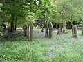 St Matthew's Graveyard - Crowtrees Lane, Rastrick - geograph.org.uk - 802237.jpg