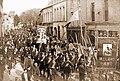 St Patrick's All-for-Ireland Band, Castletownbere, County Cork, Ireland - 1910.jpg