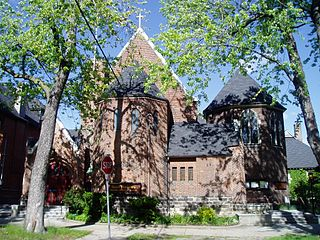 St. Thomass Anglican Church (Toronto) Church in Ontario, Canada