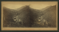 Stage station between Denver & Central City, Colorado, from Robert N. Dennis collection of stereoscopic views.png