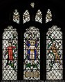 Stained glass window, St Dunstan's church, Mayfield in memory of Sir Frederick Bourne.jpg