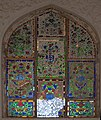 Stained glass window inside Amber Fort.jpg
