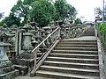 Stairway at Honmyouji-temple.jpg