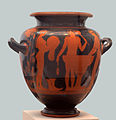 Stamnos 440BC with bathing women Staatliche Antikensammlungen Starke Frauen01.jpg