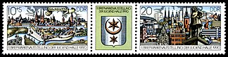 Stamps of Germany (DDR) 1990, MiNr Zusammendruck 3338 , 3339.jpg
