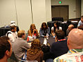 Star Wars Celebration IV - Jedi Ladies of Star Wars in the Fan Club Lounge (4878903822).jpg