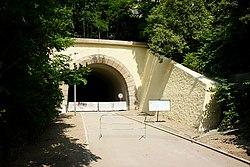 Stary Vitkovsky tunel Zizkovsky portal cyklocesta.JPG