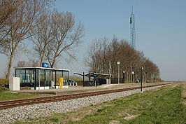 Station Hindeloopen in 2007