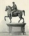 Statua dell'imperatore Marco Aurelio in piazza del Campidoglio.jpg