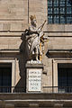 Statue king David San Lorenzo del Escorial Spain.jpg