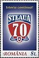 Steaua București 2017 stamp of Romania.jpg