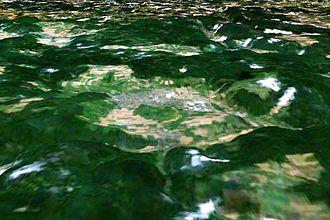 Steinheim crater - Steinheim Crater