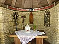 Steinlingkapelle, Innenausstattung.jpg
