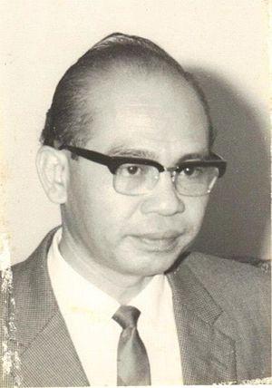 Stephen Kalong Ningkan - Image: Stephen Kalong Ningkan