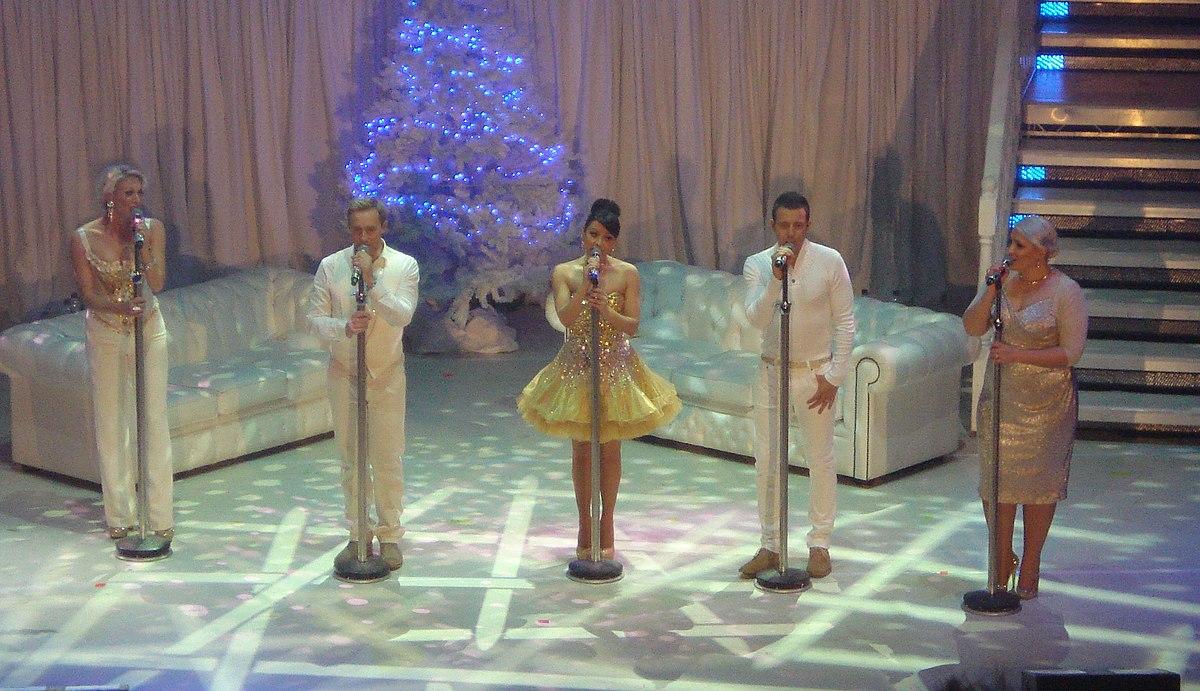 christmas with steps wikipedia - Christmas 2012