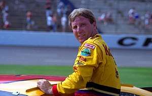 1995 NASCAR Winston Cup Series - Sterling Marlin finished third in the championship