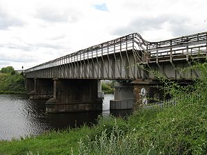 Tees Bridge - The 1906 Tees Bridge