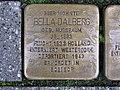 Stolperstein Bella Dalberg, 1, Friedrich-Ebert-Straße 3, Mitte, Kassel.jpg