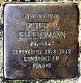 Stolperstein Grüner Weg 15 (Wanns) Peter M Ellendmann.jpg