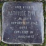 Stolperstein Mathilde Zivi Müllheim.jpg